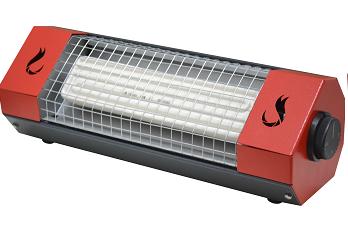 650W İnfrared Ayak Isıtıcı